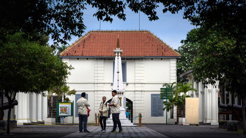 Sejarah Benteng Nomor Satoe di Yogyakarta, Benteng Vredeburg!