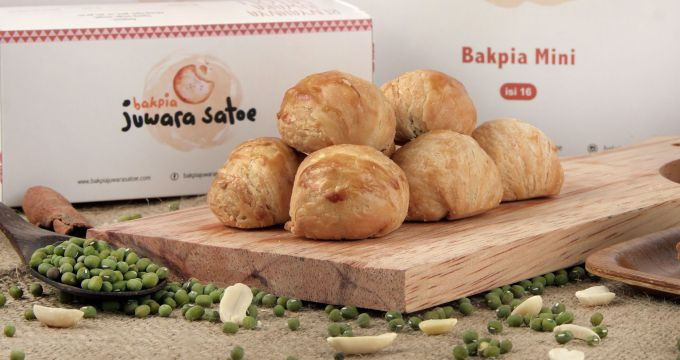 Bakpia Mini Original