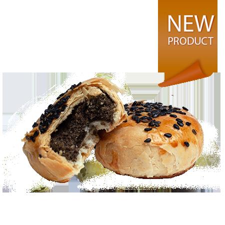 Bakpia Crispy Black Sesame